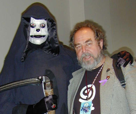 Kaluta and the Reaper